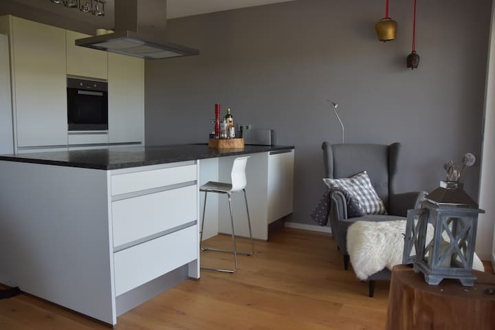 ++Whirlpool++ Moderne Luxuswohnung im Grünen - Weilheim in Oberbayern - Apartment