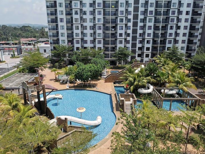 Casa Serenity Family Suites : Polaris  -PoolView