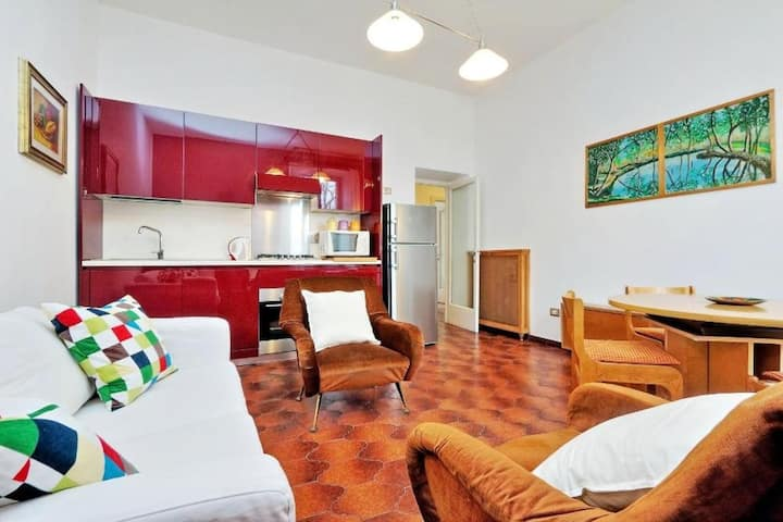 Comfortable 2bdr in Testaccio neighbourhood 1408 - 09df937f