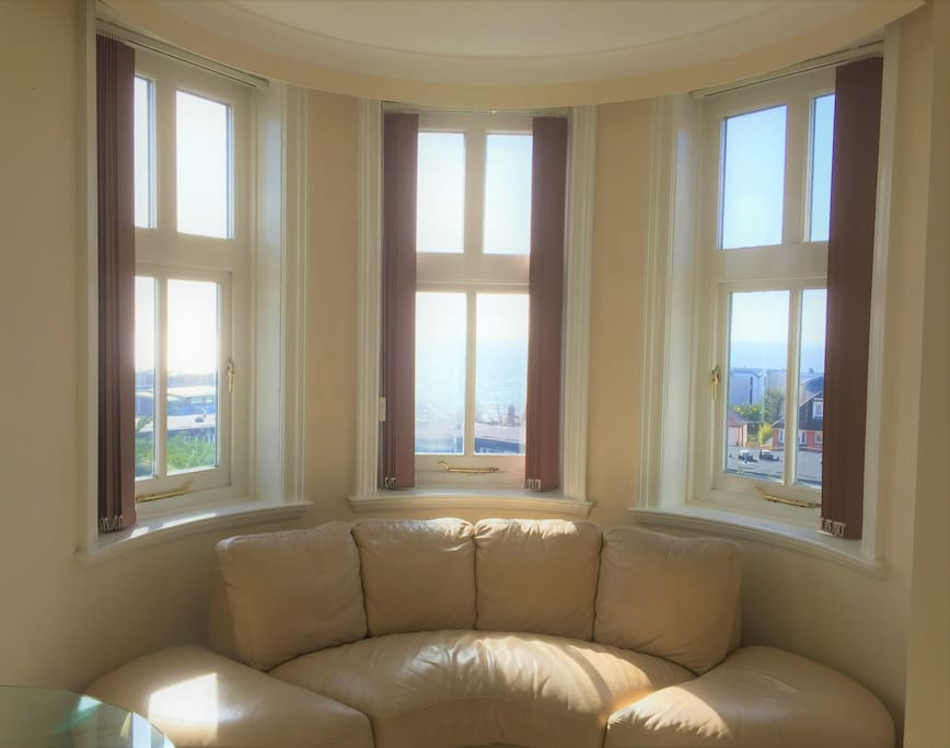 Stunning Sea Views From Turret