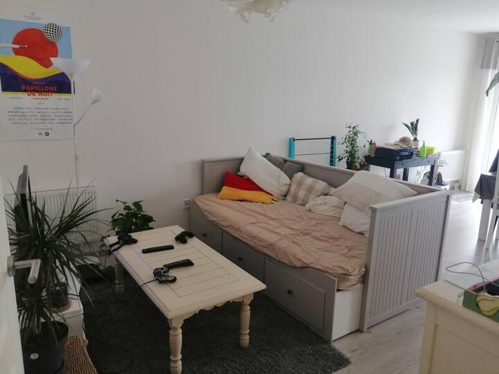 Chambre pour étudiant