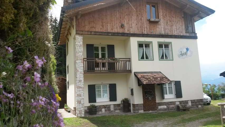 Villa Anna: mountain holidays in Trentino