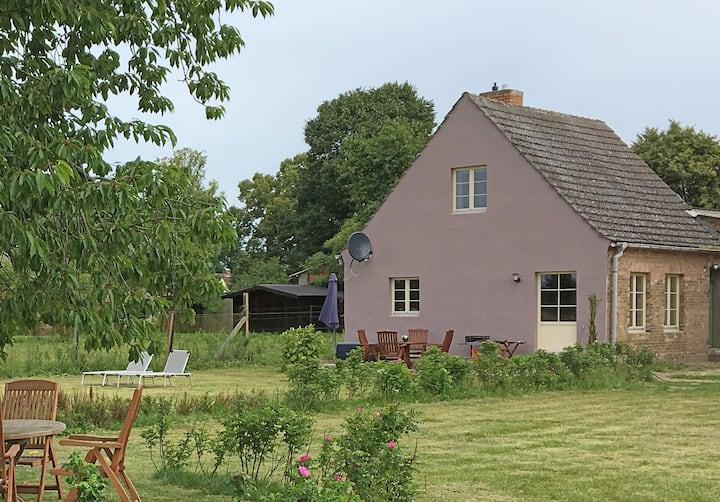 Cottage auf dem Erbschulzenhof ( Dorfstraße 43)