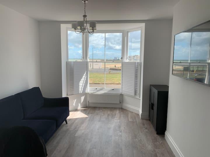 Brand New Luxury Beach Front Apartment