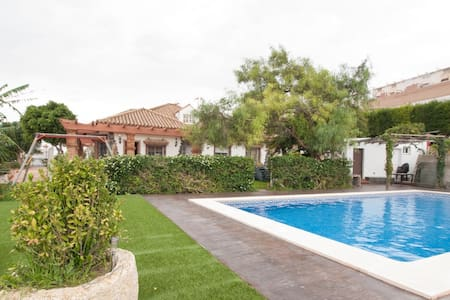 Villa Sidonia, para escaparse con la(s) familia(s) - Medina-Sidonia