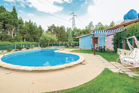 Holiday cottage with 2 bedrooms on 100m² in Villacidro VS