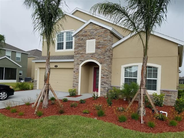 Beautiful Home in Gated Community -Lots of Privacy