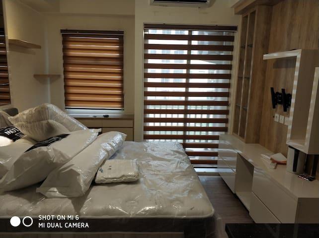 Cozy Darrel's studio apartment kota ayodhya