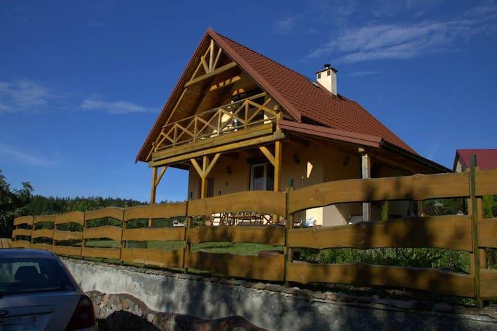 Domek Letniskowy Kretowiny, Piękna okolica, Mazury