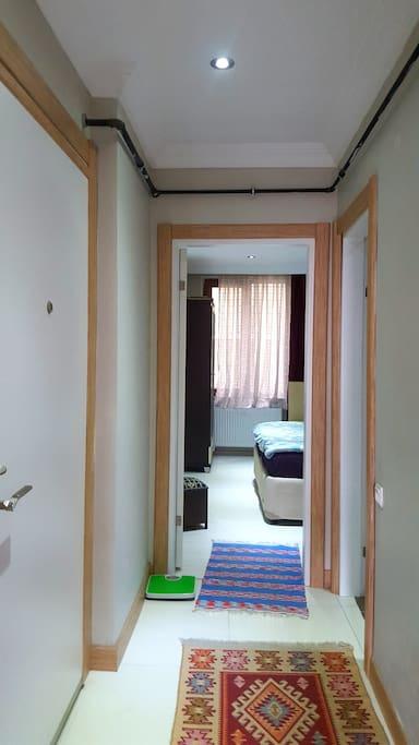 Koridor.