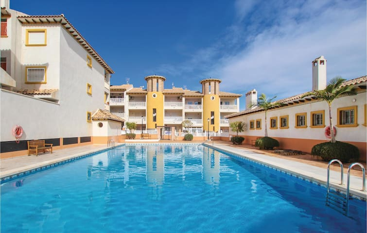 Holiday apartment with 2 bedrooms on 55m² in La Marina del Pinet