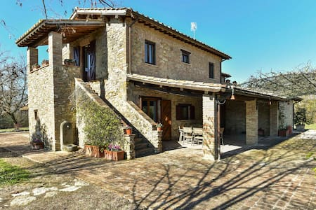 Charming farmhouse between Umbria, Lazio & Tuscany - Orte - Vila