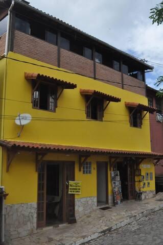 Apartamento no centro de Ibitipoca