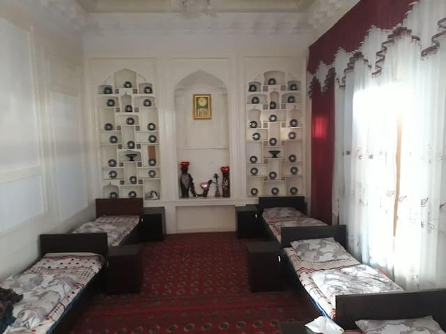 Nodir House - family guesthouse.