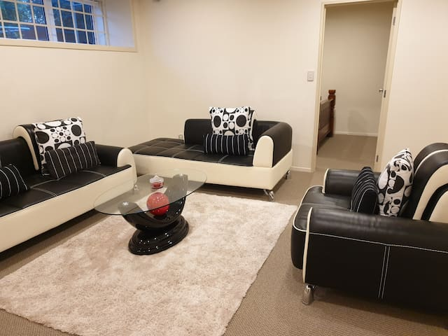 Amazing Auckland Central basement + unlimited wifi