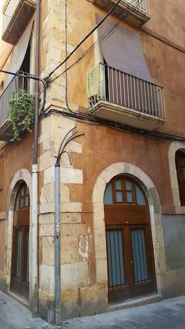 Casa triplex en casco antiguo Tarragona