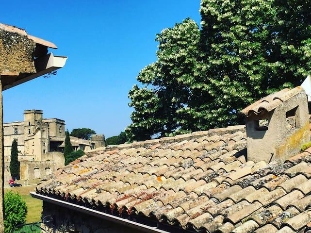 Magnifique Duplex + rooftop au cœur du village - Lourmarin - Wohnung
