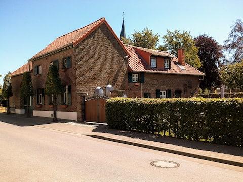 Denkmal geschützter Bauernhof
