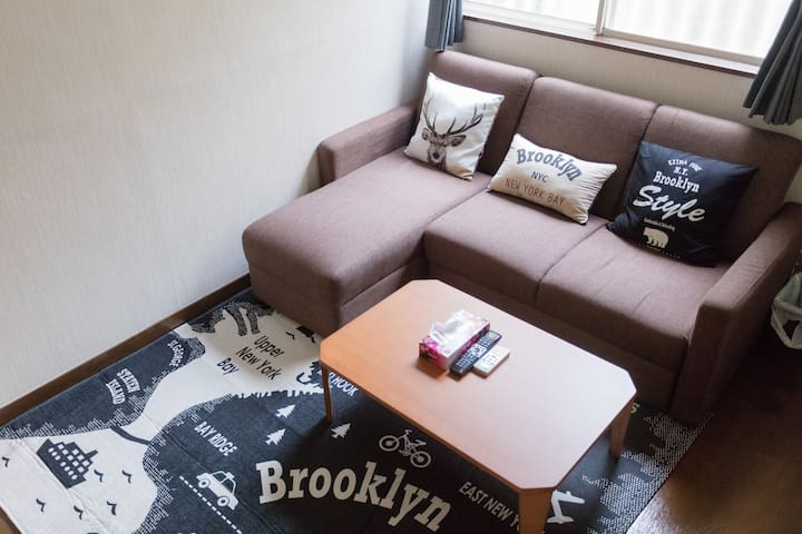 30%OFF! Stylish loft apartment in Shinjuku #FE02 - Shinjuku-ku