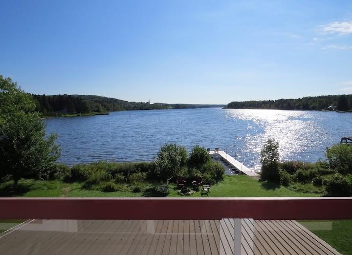 Le Cottage du Lac - Villégiature au bord de l'eau