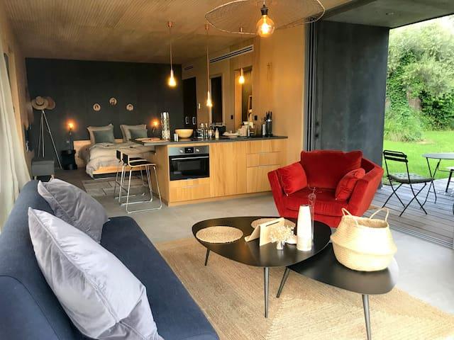 NOUVEAU - My little loft, piscine et terrasse