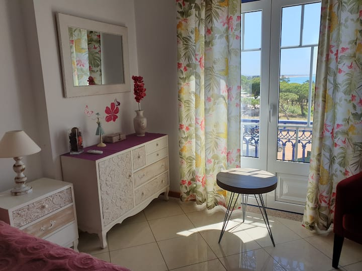 Charm Apartment T2 Al With Big Terrace Albufeira