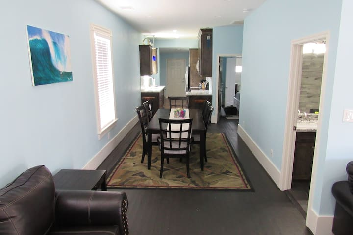 Remodeled Victorian Style by Pleasure Pier/Beach