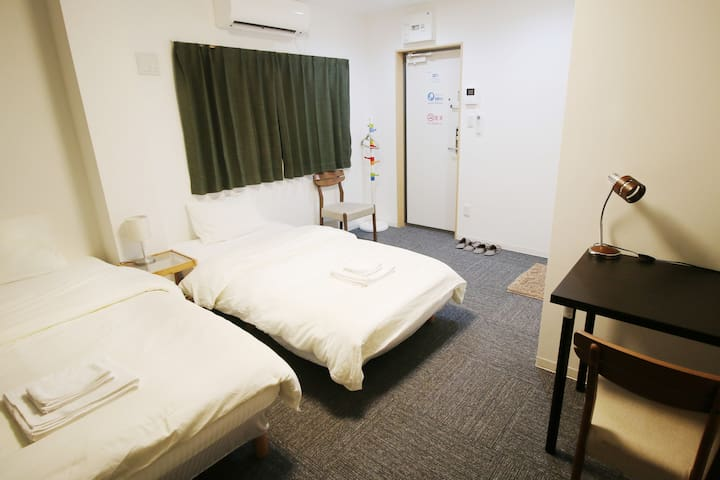 Uhome Shinokachimachi Apartment, 2mn to station