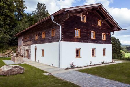 KOSTNERHOF im Bayerischen Wald für bis zu 8 P. - Drachselsried - บ้าน