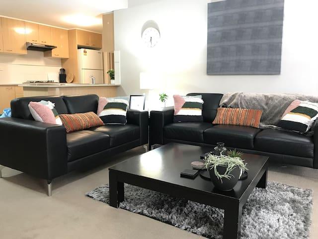 North Parramatta 2 Bedroom and 2 Bath Apartment