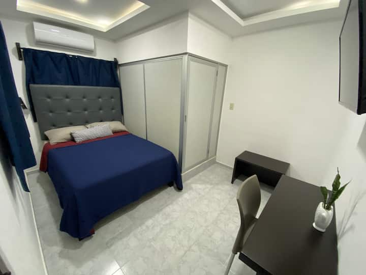 Habitación privada en el Centro De Rioverde #4