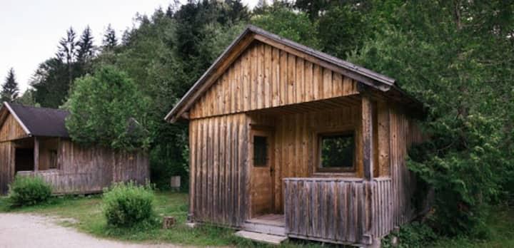 Camping Sälzam Hütte 1