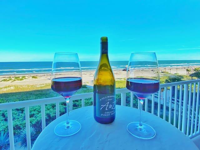 Direct Oceanfront 2BR Best Spot in Cocoa Beach 2