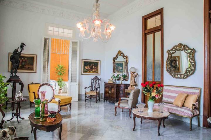 Villa La Loma habitación 2