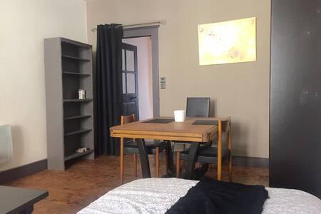 Coup de coeur assuré pour ce charmant appartement - Dole - Apartment