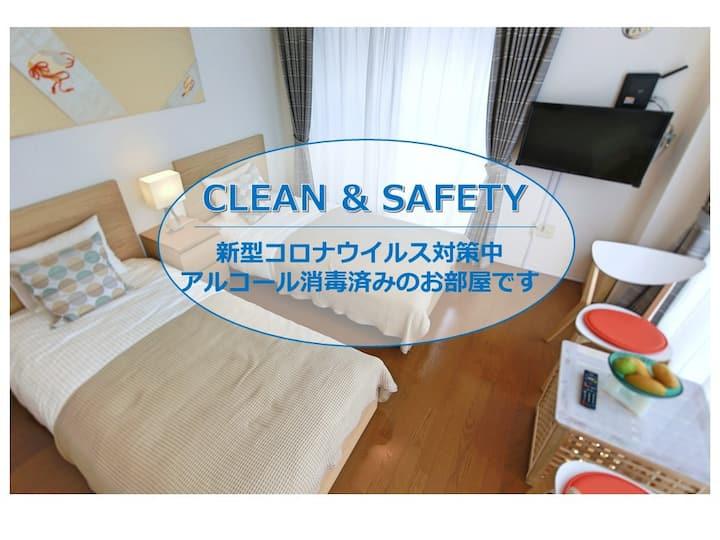 Modern Japanese・Designer Hotel 202/Haneda Airport