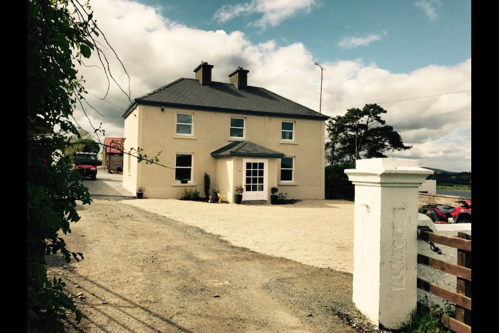 McCormacs farmhouse