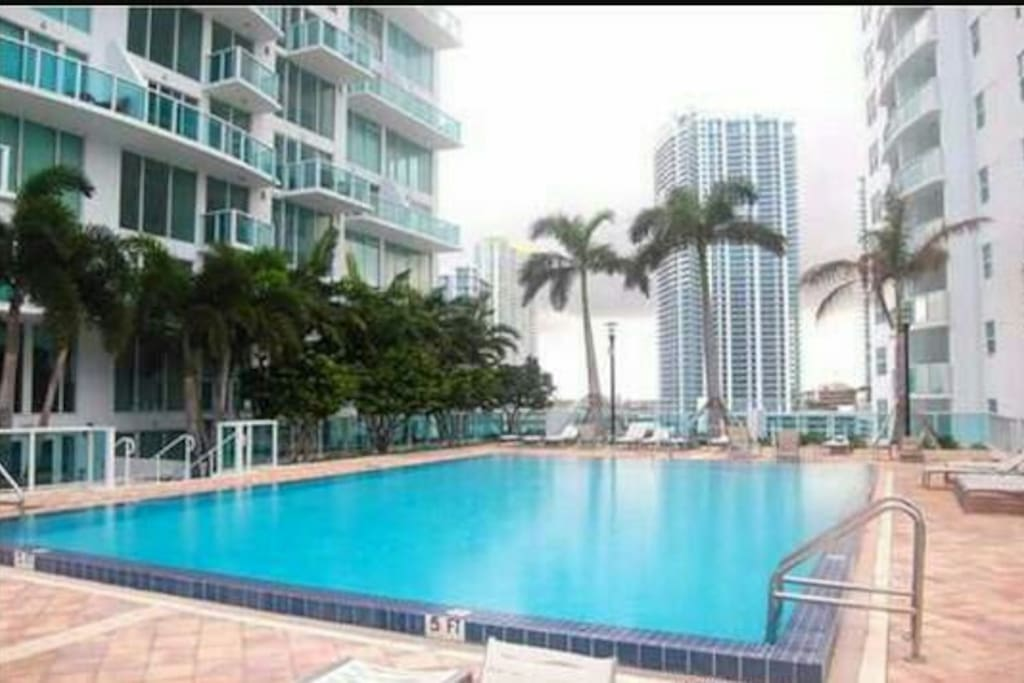 Beautiful Brickell Downtown Apartments For Rent In Miami
