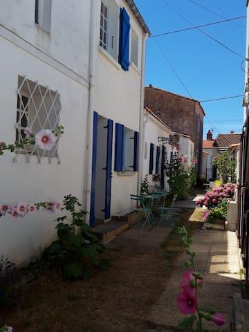 Au cœur du centre ville - Maison de Pêcheur