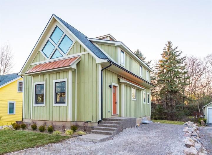 Brand new house near Michigan stadium
