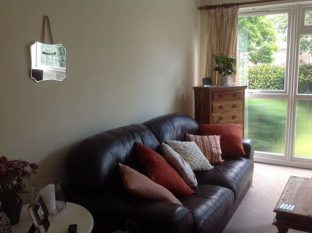Gorgeous light, airy flat in leafy Ealing - Londres - Apartamento