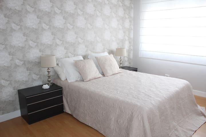 Precioso apartamento en Algorta - Getxo - Leilighet