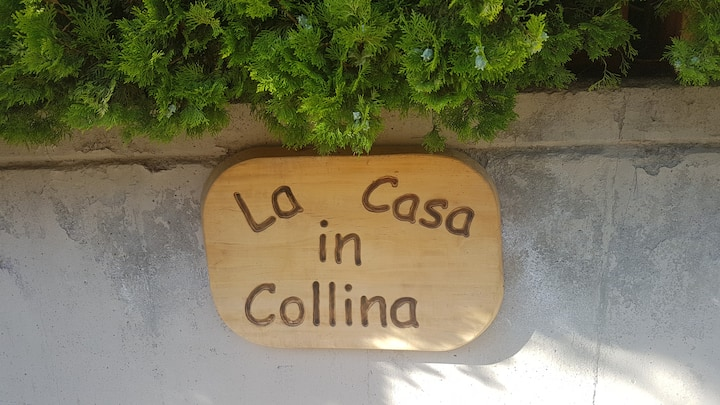 La casa in collina (app.to Felicità)