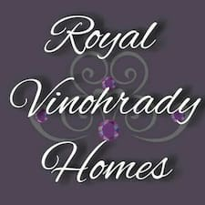 Royal Vinohrady Homes est l'hôte.