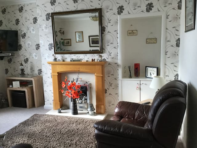 1 bed cosy flat wick