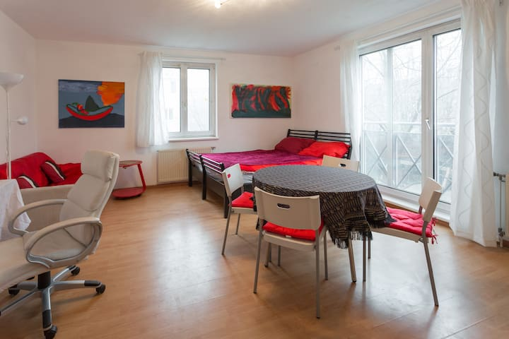 Lovely  apartment! Free WiFi! Excellent location! - Baden - Daire