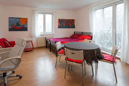 Lovely  apartment! Free WiFi! Excellent location! - Baden - Pis