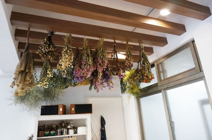 Enjoy a day in GOODLILY flower studio - Shilin District