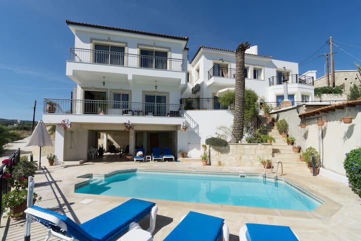 Villa Archimedes 1 Cyprus, Paphos - Neo Chorio - Villa