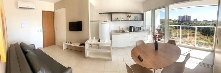 Apartamento Sofisticado em CALDAS NOVAS.
